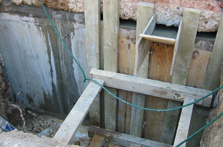 Underpinning & Foundations - Falcon Structural Repairs Ltd